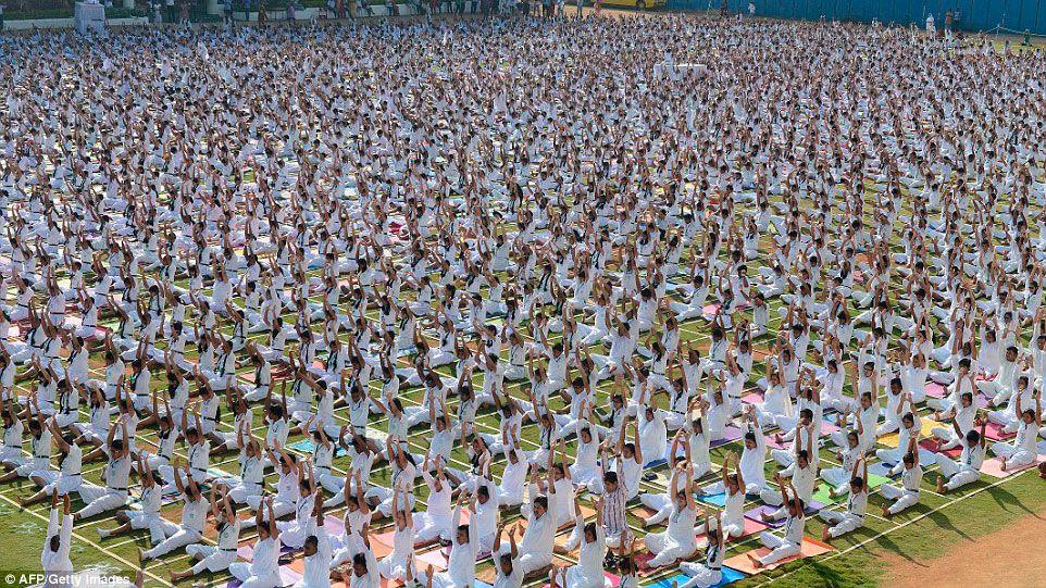 Cuándo se celebra el Día Internacional del Yoga