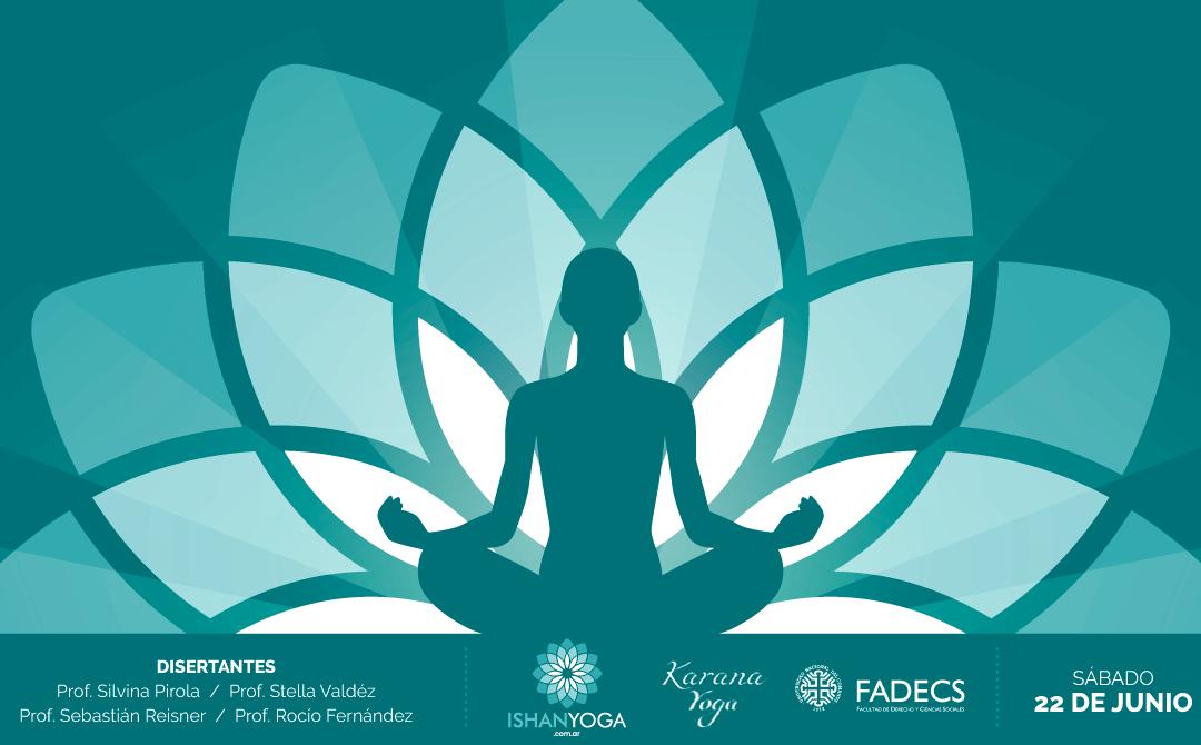 Jornada por el Día Internacional del Yoga